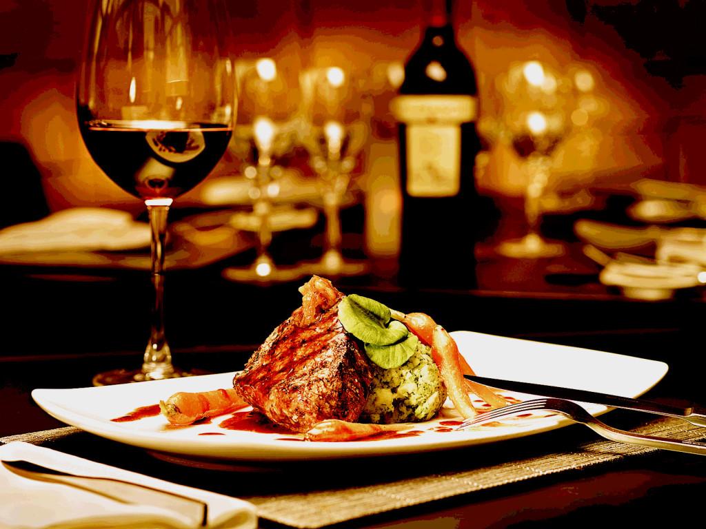 Restaurant promotion. Stimulating of sales