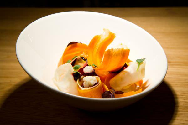 Ресторан Кококо: сезонный салат