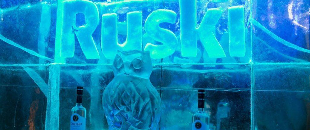 Ice-bar Ruski